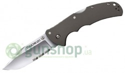 Нож Cold Steel Code 4 Clip Point полусеррейтор