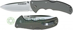 Нож Cold Steel  Code 4 Spear Point