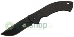 Нож SKIF 565BL liner lock folder 440С,G-10 (черный)