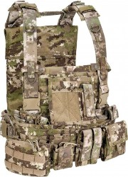 Жилет тактический Defcon 5 M.O.L.L.E. RECON HARNESS MULTILAND