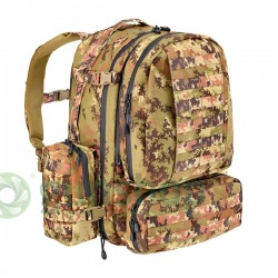 Рюкзак  тактический Defcon 5 Full Modular Molle Pockets 60 (Vegetato Italiano)