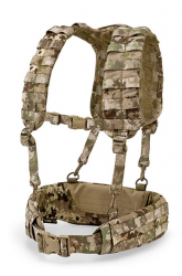 Ремень для снаряжения Defcon 5 LOAD BEARING BELT WITH HARNESS MULTILAND