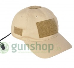 Кепка Defcon 5 TACTICAL BASEBALL CAP COYOTE TAN