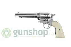 COLT SINGLE ACTION ARMY 45 nickel