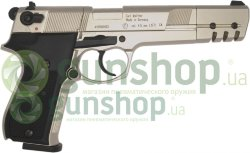 Пневматический пистолет Walther CP88  6'' Competition Silver