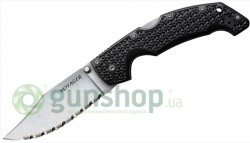 Нож Cold Steel Voyager Large Clip Point Serrated
