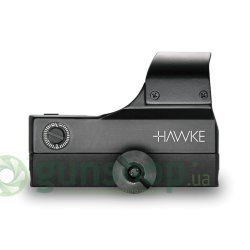 Прицел коллиматорный Hawke RDxWP Digital Control Wide View (Weaver)