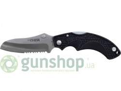 Нож Fox Vitale 1/3 serrated Edge Sheep Foot FRN
