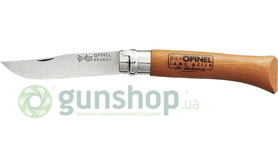 Нож Opinel  №10 Carbone