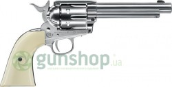 COLT SINGLE ACTION ARMY 45 nikel
