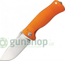 Нож Lionsteel Folding knife Alluminium orange handle D2