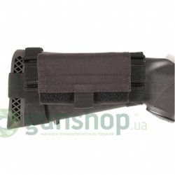 Патронташ на приклад BLACKHAWK Buttstock Shotgun Shell Pouch ( 5 патронов)черный