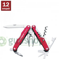 LEATHERMAN Juice C2-Inferno Red