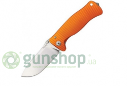 Нож Lionsteel SR MINI Orange Alluminium body Inox Sleipner